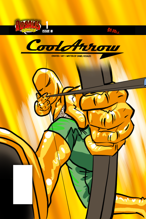 comic-cover-CoolArrow
